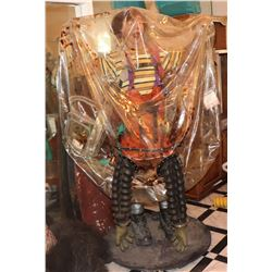 BUBBLE BOY SCREEN MATCHED COMPLETE SUIT WITH JAKE GYLLENHAAL INSIDE RESERVE MET TAKES ALL LOTS