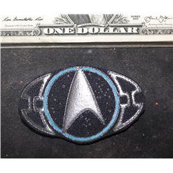 STAR TREK STARFLEET COMBADGE