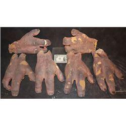 MORTAL KOMBAT GORO LOT OF HANDS