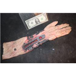CYBORG SILICONE ARM
