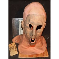 HOLLOW MAN SCREEN USED HERO SILICONE MASK KEVIN BACON DIRTY