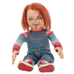 CURSE OF CHUCKY SCREEN MATCHED COMPLETE PUPPET FROM ATTIC SCENES