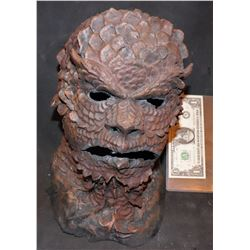 THE HIDEOUS SUN DEMON, VINTAGE MASK FROM STUDIO MOLD