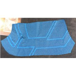 SPIDER-MAN FAR FROM HOME PROTOTYPE BLUE SUIT RIB PANEL 1
