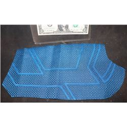 SPIDER-MAN FAR FROM HOME PROTOTYPE BLUE SUIT RIB PANEL 6