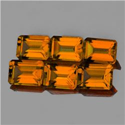 AAA Madeira Yellow Orange Citrine