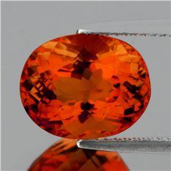 Natural AAA Madeira Orange Citrine 9x7 MM - FL