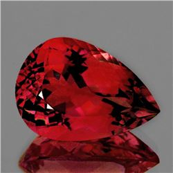 Natural Rare AAA Dragon Fire Red Opal 5.82 Ct - FL