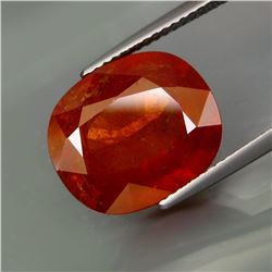 Natural Mandarin Orange Spessartite Garnet 9.08 Ct