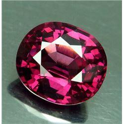 Natural Pink Violet to Hot Red Color Change Garnet VVS