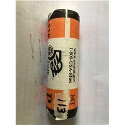 10 Dollar US Wrap Mint Roll Montana Denver