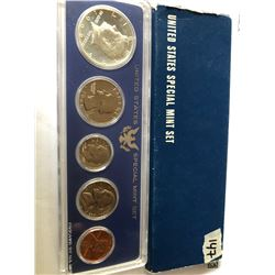 1966 Silver US Special Mint Set in Original Box