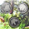 Image 2 : Dinosaurs of Canada .9999 Fine Silver $10.00 Plus