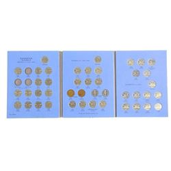 Estate Nickel Collection blue Book