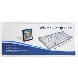 NEW - WIRELESS KEYBOARD