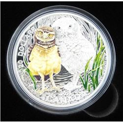 .9999 Fine Silver 20.00 Coin and Proof Stamp Set -