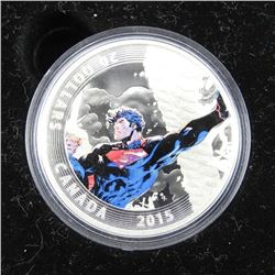 .9999 Fine Silver 20.00 Coin - DC Comics 'Superman