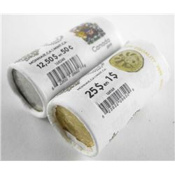 Lot (2) RCM Special wrap Rolls, 2019 - Equality Do