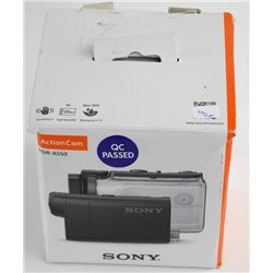 Sony Action Cam AS50 Digital HD Video Camera (EXR)