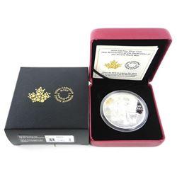 .9999 Fine Silver 30.00 Coin - 75th Anniversary of