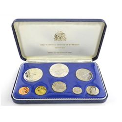 First National Coinage of Barbados, Franklin Mint