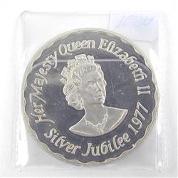 1977 Silver Jubilee Q.E. Proof Medal