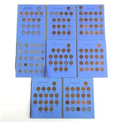 Estate Lot Canada Small Cents Collections