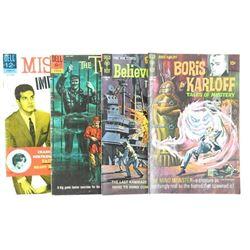 Lot (4) Vintage Comic Books Includes - Mission Imp