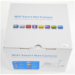 NEW - Wifi Smart Net Camera, Real Time Remote View