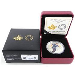 .9999 Fine Silver $15.00 Coin National Heroes LE/C
