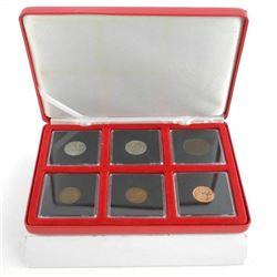Estate Canada 6 Coin Collection