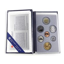 1997 Specimen Coin Set with Flying Loon