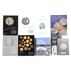 Estate Lot - Coin Catalogues (European Auctions),