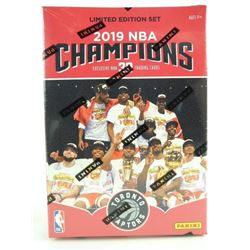 TORONTO Raptors 2019 NBA LE Championship Card Set