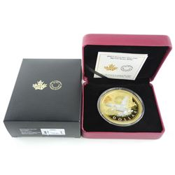2019 RCM BIG Coin Series 'Dollar' with 24kt Gold O