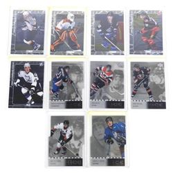 Lot (10) Hockey Cards 'Stars and Legends'