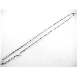 Estate 925 Silver 18 Link Chain