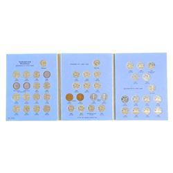 Estate Nickel Collection (1922-1968) - 3 Coins Mis
