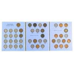 Estate Large Cent Collection