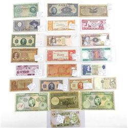 World Note Collection All Identified