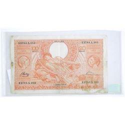 Belgium 1944 100 Francs # 113