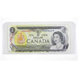 Bank of Canada 1973 * Replacement (MM) L/B
