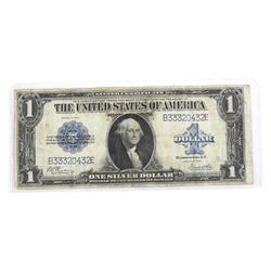 1923 USA Silver Certificate