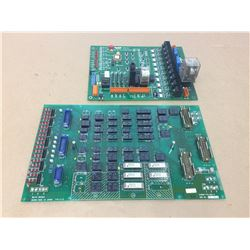 (2) Circuit Boards **SEE PICS FOR PART NUMBER**