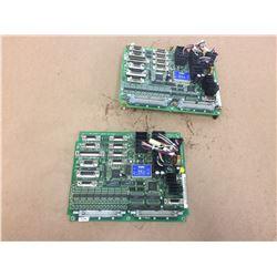 (2) Mitsubishi HR353B Circuit Board