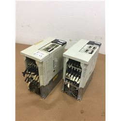(2) Mitsubishi Servo Drive Unit MR-J2-350CT & MR-J2-200CT