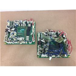 (2) Mazak D65UB004310 Circuit Boards