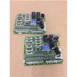 (2) Mitsubishi HR353B BN634A911G54 Circuit Board