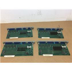 (4) Mitsubishi QX539B BN634A524G53 Circuit Boards