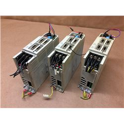 (3) Mitsubishi MR-J2S-10B AC Servo Drives